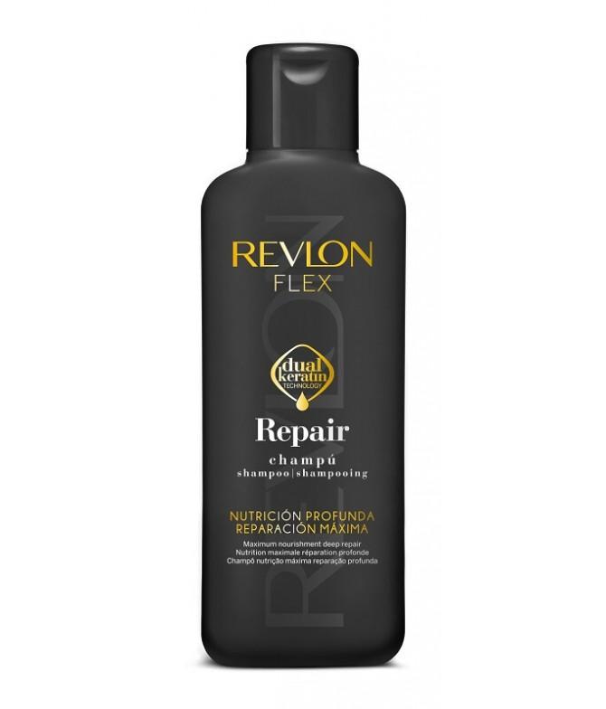 Revlon Champô Flex Repair com Keratina 400ml