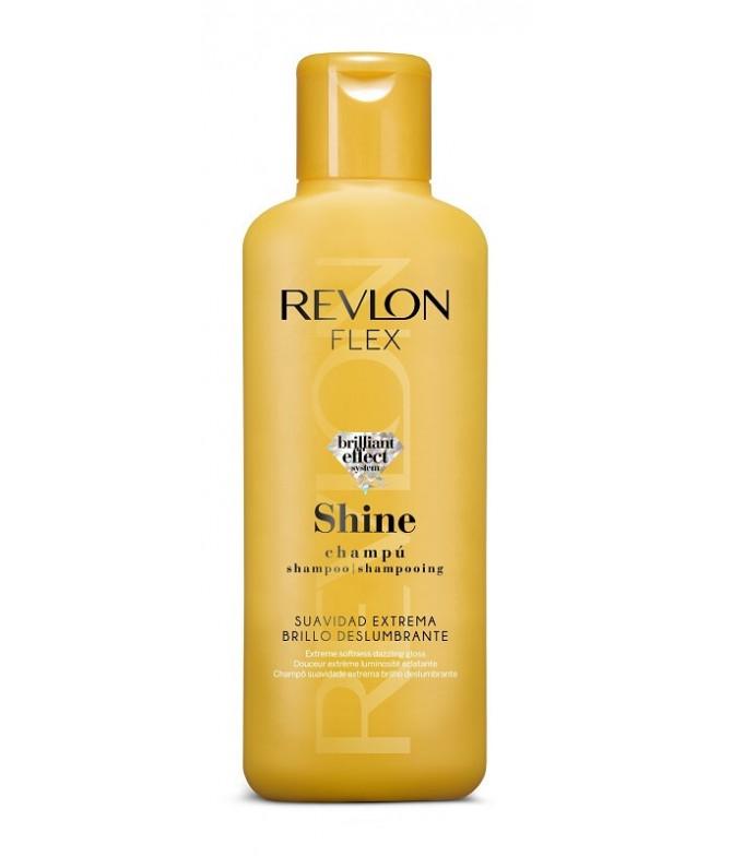 Revlon Champú Flex Shine 400ml T