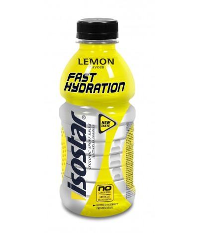 Bebida Isotónica de Limón de Hidratación Rápida Isostar