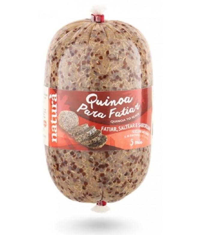 Naturà Quinoa para Fatiar 500gr