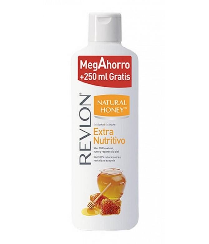 Natural Honey Gel Baño Extra Nutritivo 750+250ml T