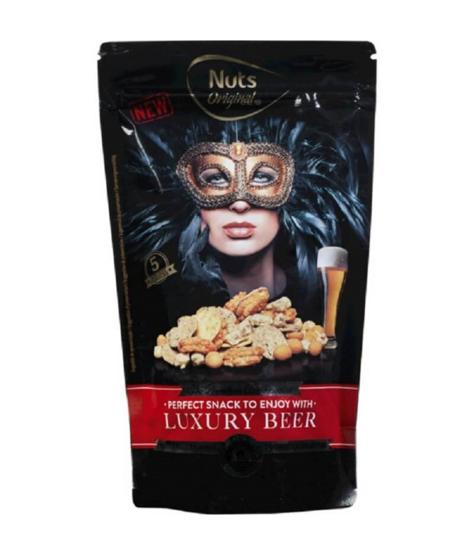 Nuts Original Luxury Beer 150gr T