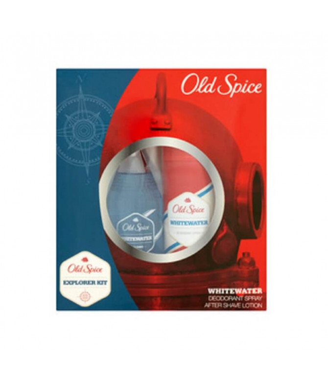 Old Spice Coffret Deo & Aftershave White Water 150ml+100ml T