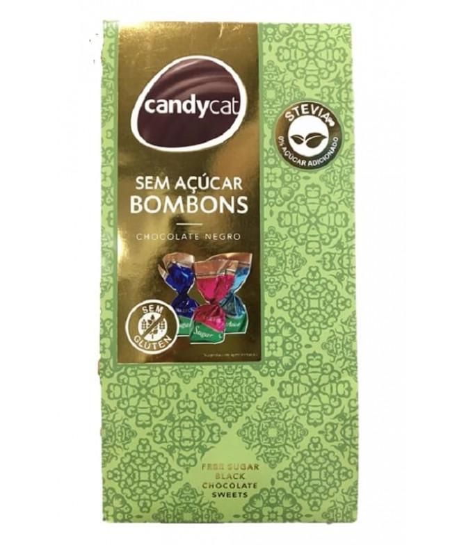 Candycat Bombones Sin Azúcar 121gr T