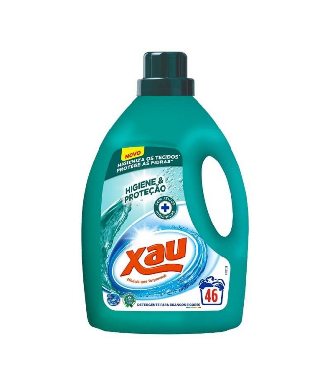 Xau Det Líquido Higiene Proteção 46un