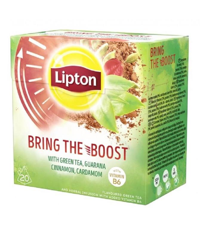 Lipton Té Bring the Boost 20un T