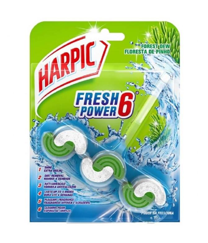 Harpic Active Fresh Foresta Pino 1un T