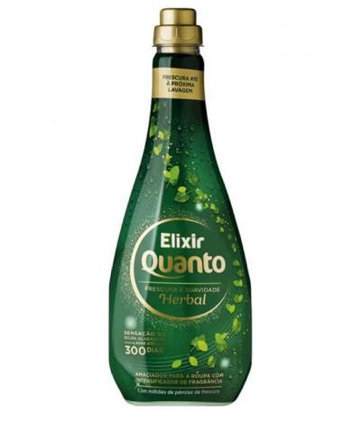 Quanto Elixir Herbal Amaciador Roupa 52un