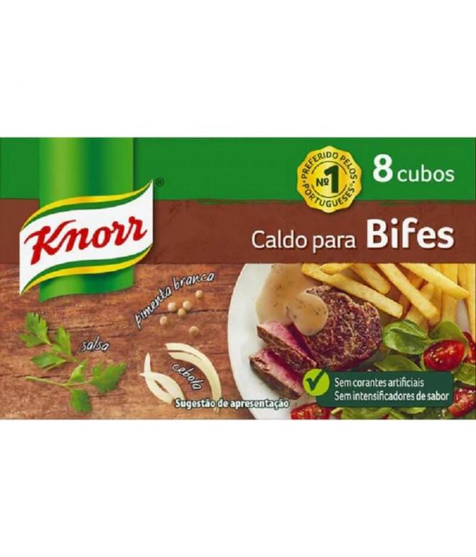 Knorr Caldo para Bifes 8un