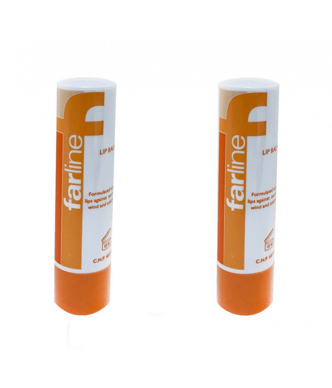 PACK 2 Farline Protector Labial SPF 30 T