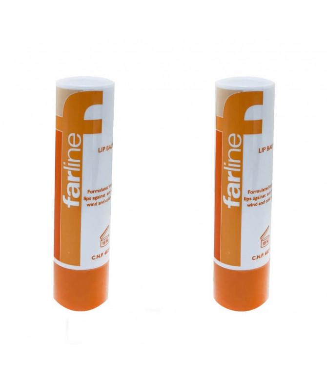 PACK 2 Farline Protetor Labial SPF 30