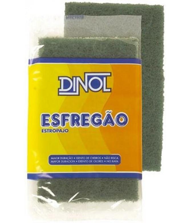 Dinol Esfregão em Fibra 1un