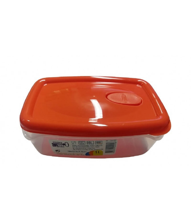 Chave 25 Caja Hermética Alimentos 1L