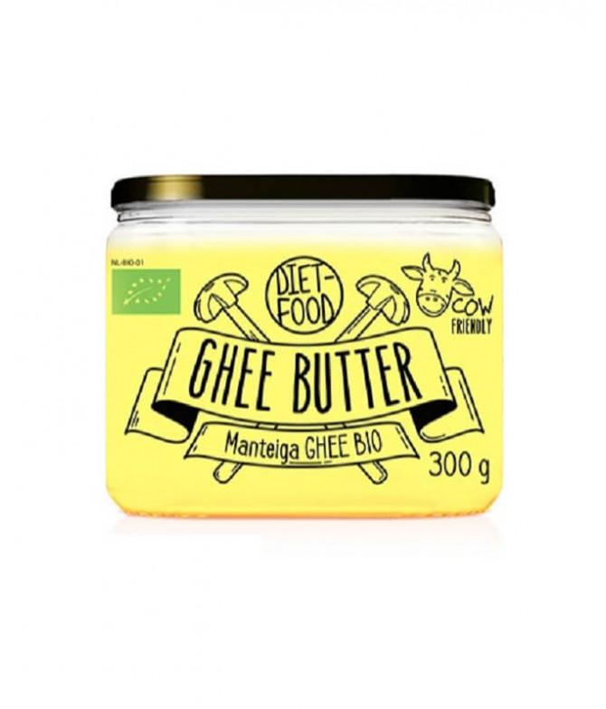 Diet-Food Mantequilla Clarificada BIO 300gr T