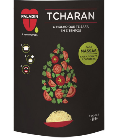 Paladin Tcharan PASTA Perejil Tomate Cilantro 2un T