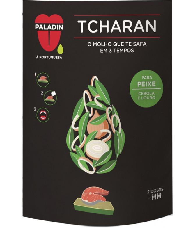 Paladin Tcharan PEIXE Cebola Louro 2un