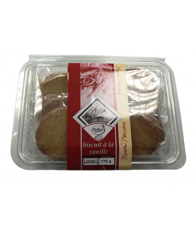 Du Bois Biscoitos Baunilha 175gr
