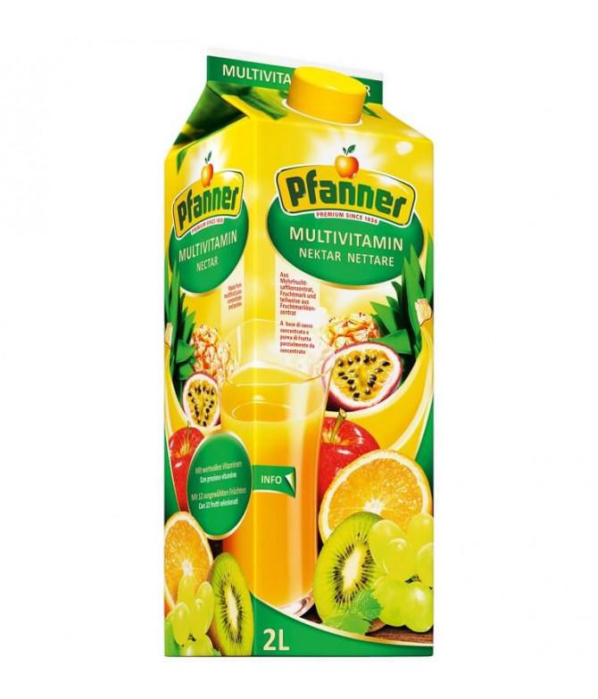 Pfanner Néctar Multivitaminas  2L T