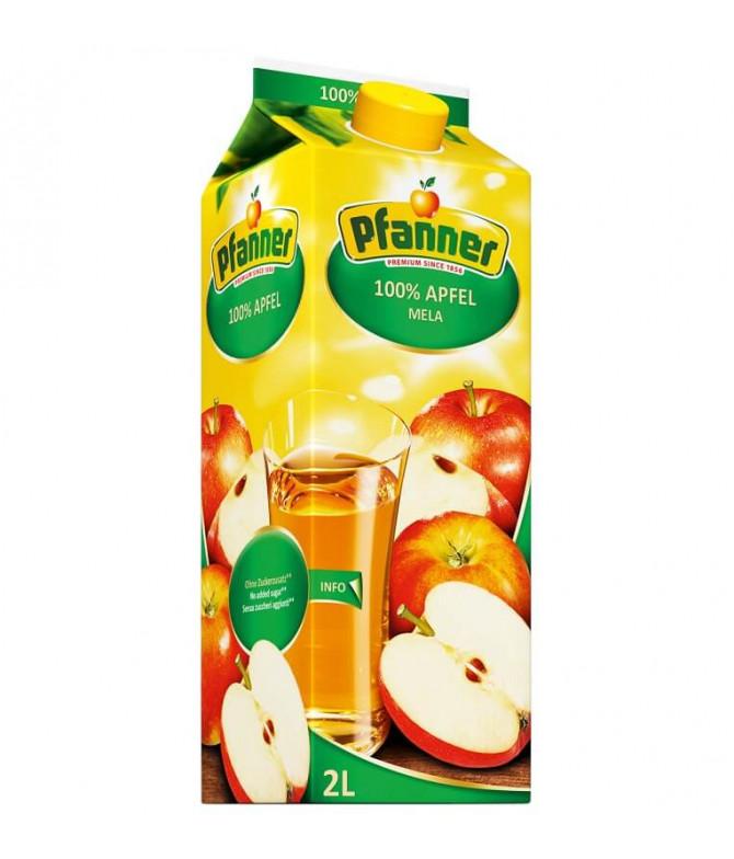 Pfanner Zumo de Manzana 100% 2L T