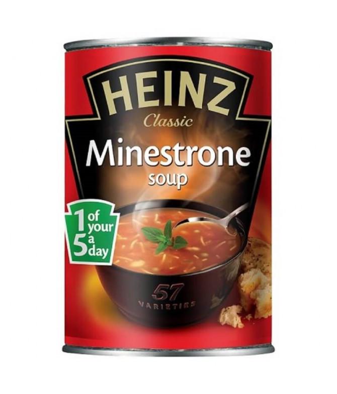 Heinz Sopa Minestrone 400gr T