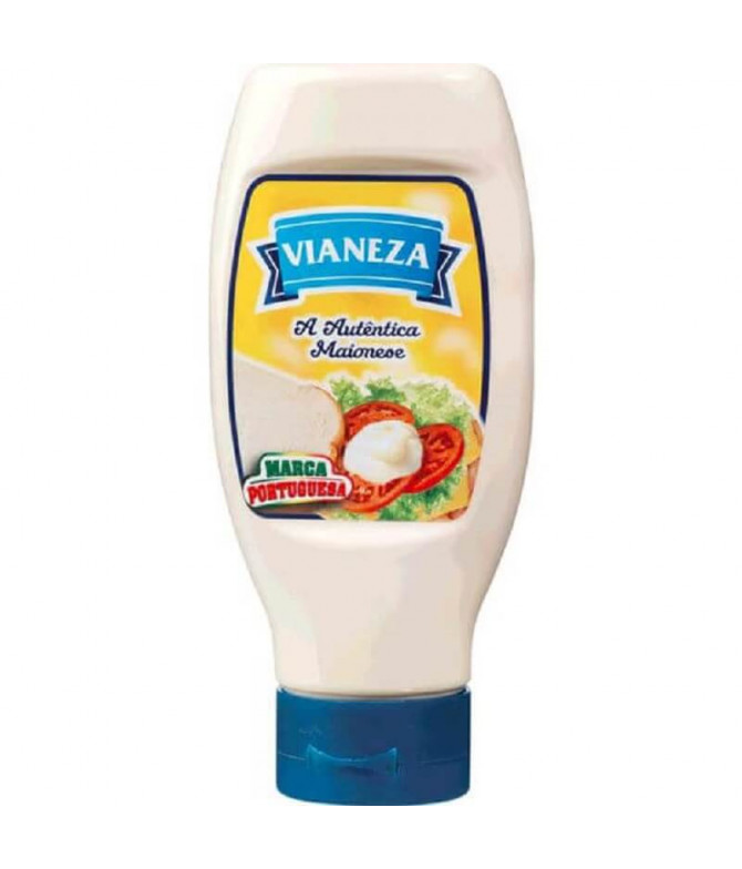Vianeza Maionese Top Down 430ml
