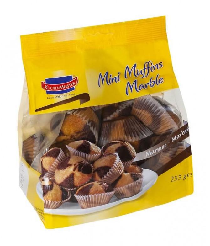Kuchen Meister Mini Muffins Mármoreado 255gr T