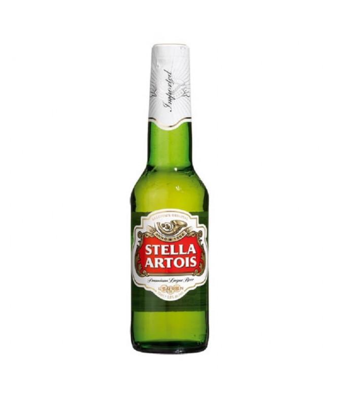Stella Artois Cerveja Belga 33cl
