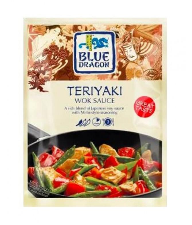 Blue Dragon Molho Teriyaki Saltear 120gr