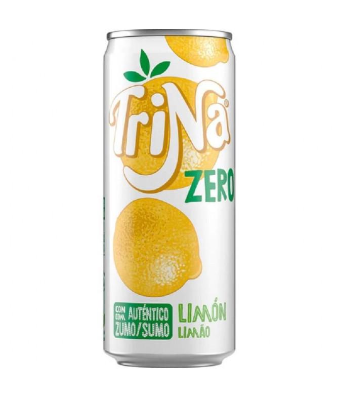 Trina Zero Sumo Limão 33cl
