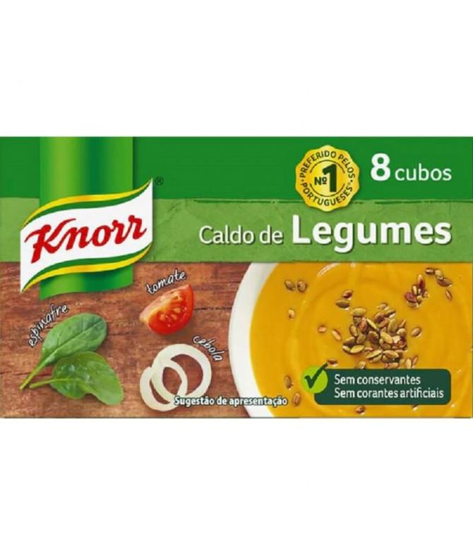 Knorr Caldo de Legumes 8un