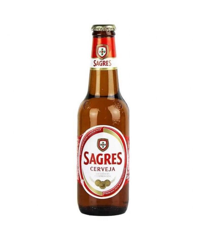 Sagres Cerveja 33cl