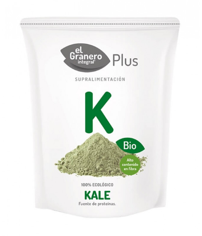 El Granero Suplemento Kale BIO 200gr T