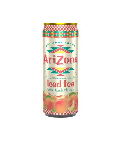 Arizona Ice Tea Pêssego 33cl