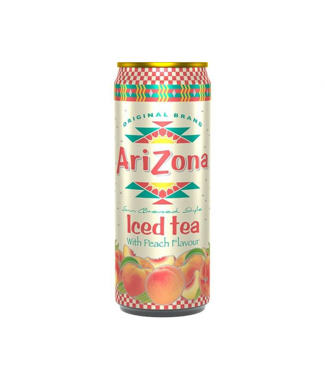 Arizona Ice Tea Pêssego 33cl