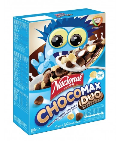 Cereais Chocomax Duo Nacional