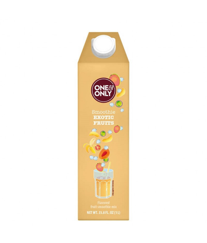 One&Only Smoothie Frutos Exóticos 1L T