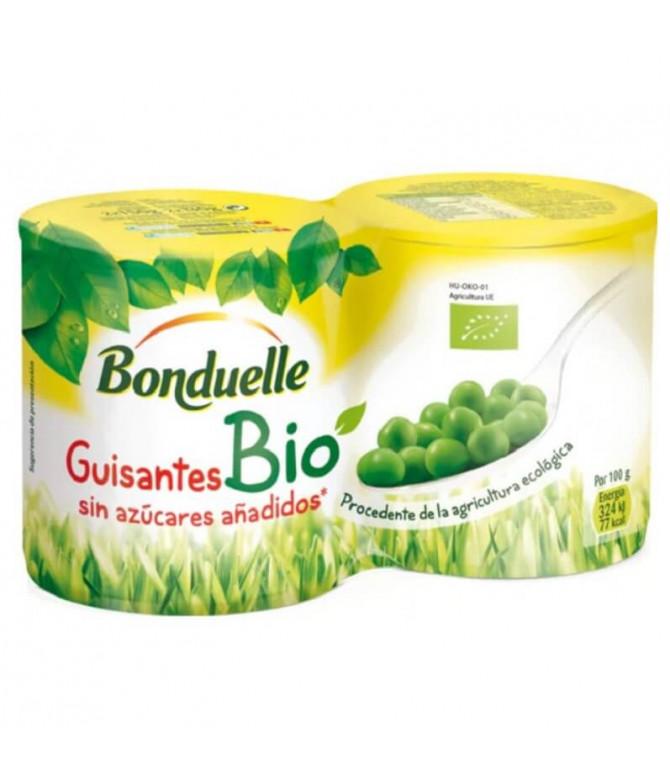 Bonduelle Guisantes BIO 2x150gr T