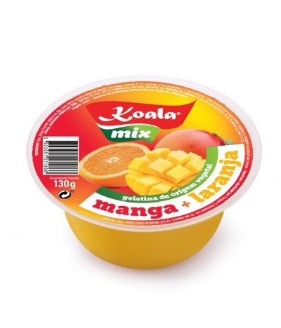 Gelatina de Mango-Naranja Koala