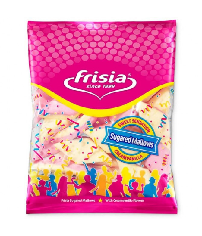 Frisia Mallows Açucarados 100gr