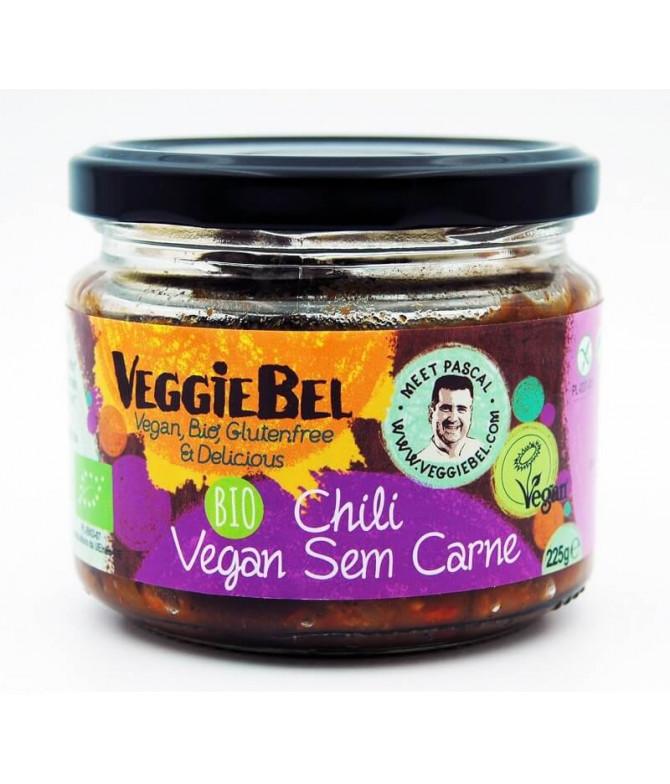 VeggieBel Chili Sin Carne BIO 225gr T
