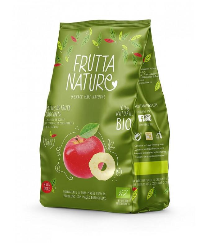 Frutta Nature Manzana Roja BIO 40gr T