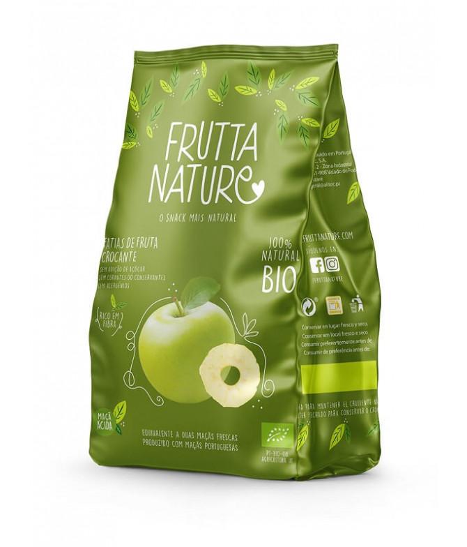 Frutta Nature Manzana Verde BIO 40gr T