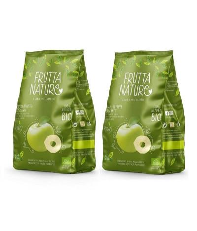 PACK 2 Frutta Nature Maçã Verde BIO 40gr