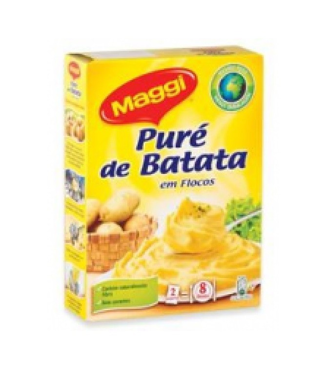 Puré de Batata Maggi 250gr