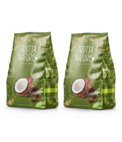 PACK 2 Frutta Nature Coco & Cacao BIO 30gr T