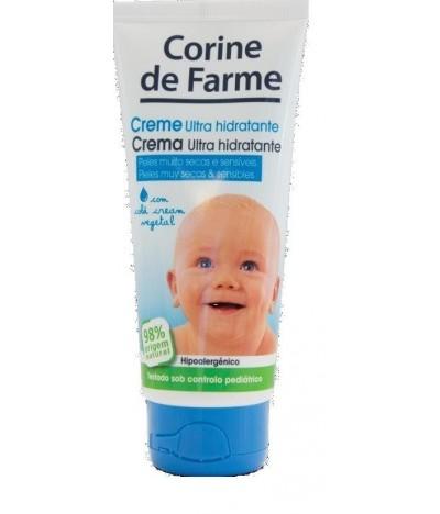 Creme Ultra Hidratante para Bébé Corine de Farme 100ml