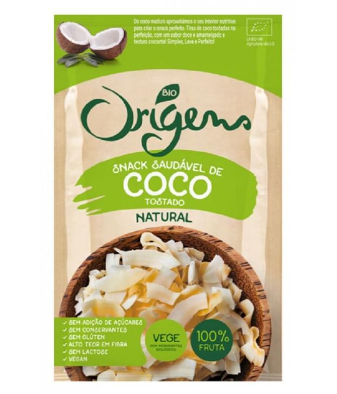 Origens Bio Snack Coco Natural 20gr T