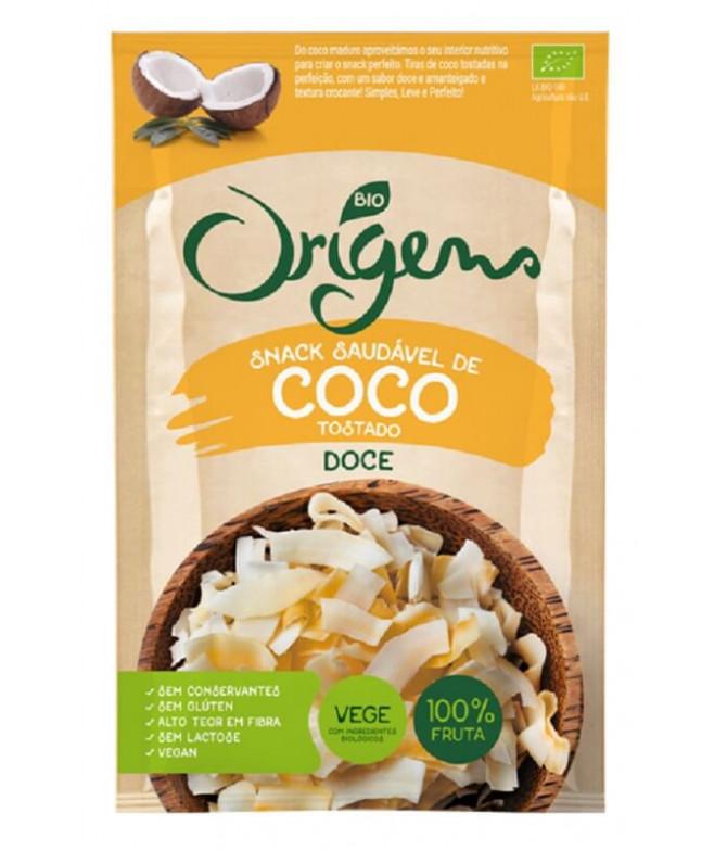 Origens Bio Snack Coco Doce 20gr