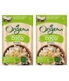 PACK 2 Origens Bio Snack Coco Natural 20gr