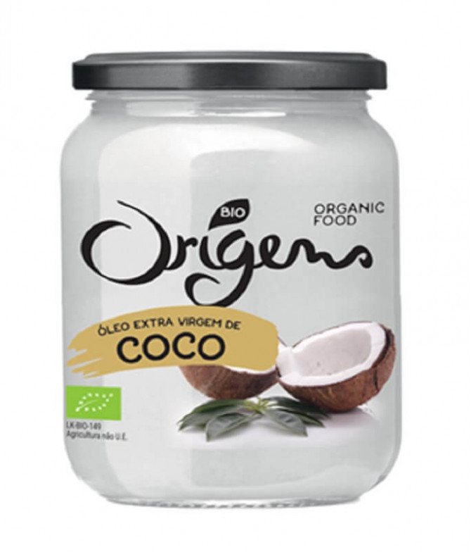 Origens Bio Óleo Coco 200ml